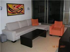 סלון בדירה קטנה