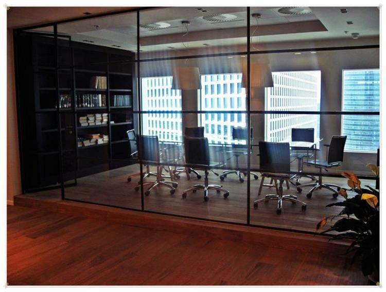 משרד, מגדלי עזריאלי - שרון גלעד עיצוב ואדריכלות פנים