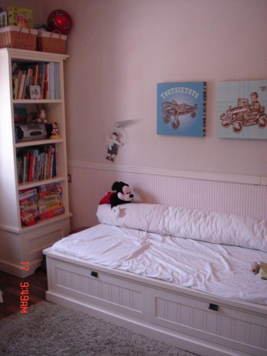חדר ילדים - ג'ודי פררה - תכנון אדריכלי ועיצוב פנים