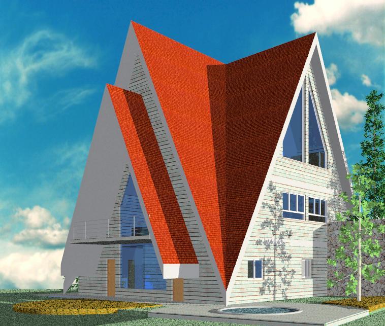 בית גג - א. אדריכלים - אלינה אלדר (קליין)