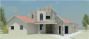 בית פרטי, אניעם - א. אדריכלים - אלינה אלדר (קליין)