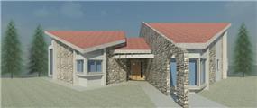 בית פרטי - א. אדריכלים - אלינה אלדר (קליין)