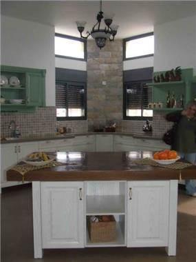 מטבח - א. אדריכלים - אלינה אלדר (קליין)