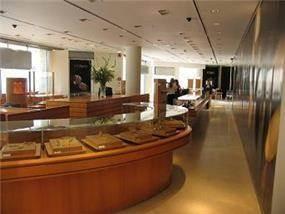 חנות תכשיטים, ה.שטרן, קניון ממילא - בילי גרנות אדריכלות ועיצוב פנים