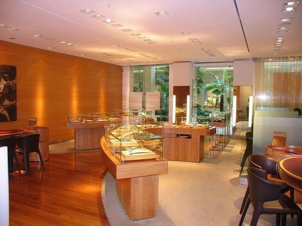 חנות תכשיטים, ה.שטרן - בילי גרנות אדריכלות ועיצוב פנים