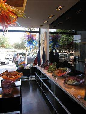 גלריה, תל אביב - בילי גרנות אדריכלות ועיצוב פנים