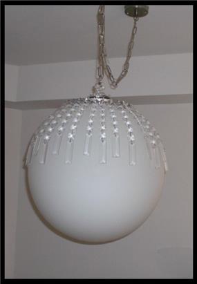 מנורת ירח - שדרוג - הום סטיילינג שלי סיאס
