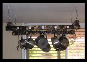 עגלת סירים - ייצור ועיצוב -  שלי סיאס