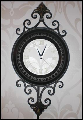 שעון - הום סטיילינג שלי סיאס
