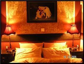 חדר שינה  - הום סטיילינג שלי סיאס