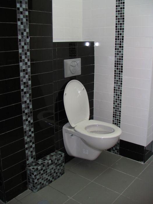 חדר רחצה בשחור ולבן, עיצוב סיגל נייגרציק אבירם