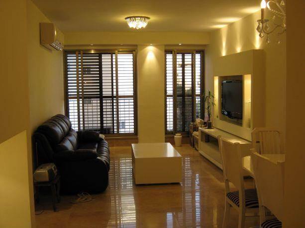 סלון בדירה קטנה, עיצוב סיגל נייגרציק אבירם
