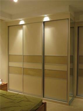 ארון קיר חדר שינה הורים, עיצוב סיגל נייגרציק אבירם