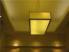 מרפאת שיניים - תאורה, עיצוב סיגל נייגרציק אבירם