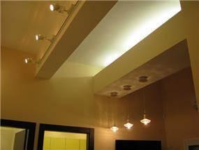 מרפאת שיניים - תאורה 2, עיצוב סיגל נייגרציק אבירם