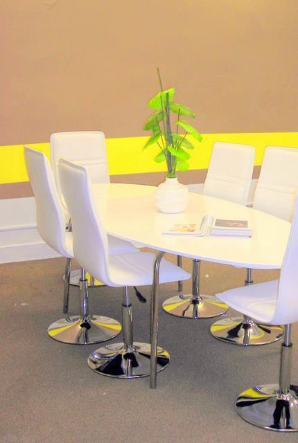 חדר אוכל- משרד בניו יורק