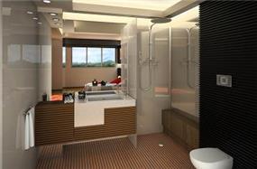 חדר אמבטיה דירה לגיל הזהב