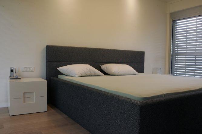 חדר שינה --ניצן הורוביץ מעצב בשיתוף עם אקסלוסיב רהיטים