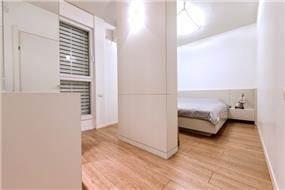 חדר שינה בעיצוב ניצן הורוביץ