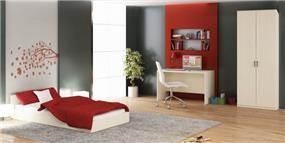 חדר ילדים בעיצוב ניצן הורוביץ עבור רהיטי דורון