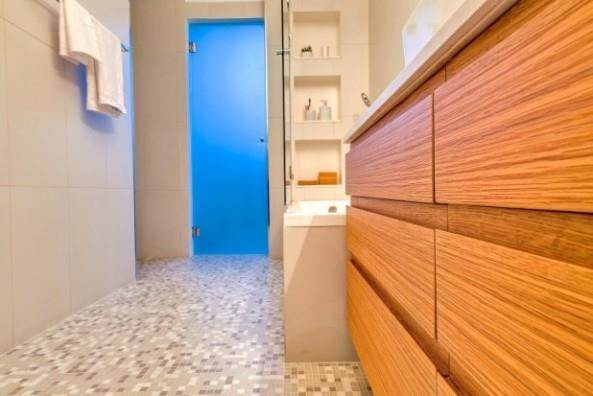 חדר אמבטיה בעיצוב ניצן הורוביץ