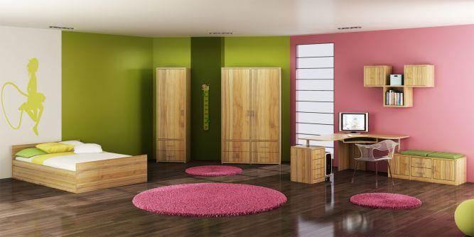חדר נוער עבור רהיטי דורון, עיצוב ניצן הורוביץ