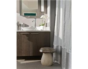 מקלחון הורים קטנטן ומעוצב, עיצוב תמי שטרסברג