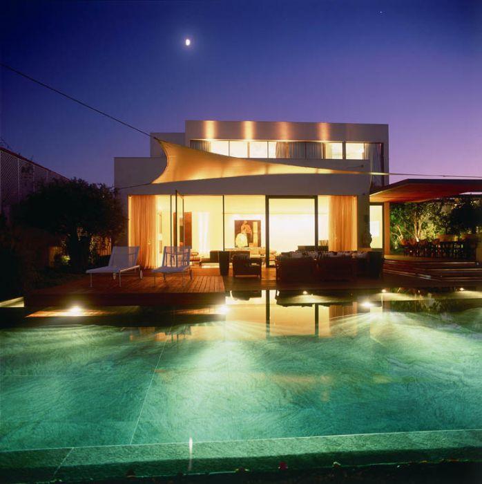 אילן פיבקו אדריכלים –  בית פרטי בהרצליה פיתוח, צילום: יעל פינקוס