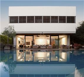 אילן פיבקו אדריכלים - בית פרטי בחיפה, צילום: כנרת לוי
