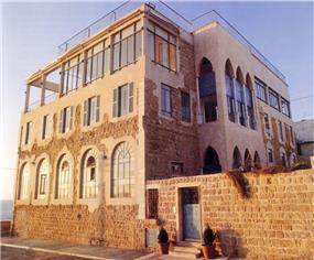 אילן פיבקו אדריכלים -   בית הצדף ביפו, צילום: יגאל גבזה