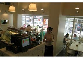 בית קפה שכונתי - דיזנגוף