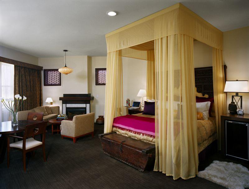 מלון בוטיק אפ-סטייט ניו יורק- עיצוב יסמין שושני-לוגסי