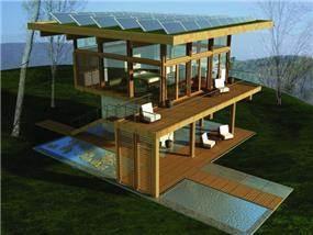 בית בטבע, אדריכל אסף סלומון