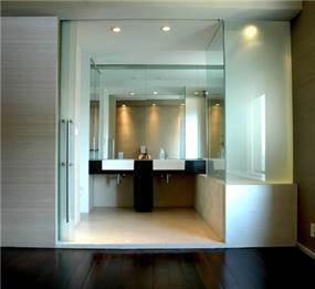 אמבטיה בתכנון ועיצוב אסף סלומון