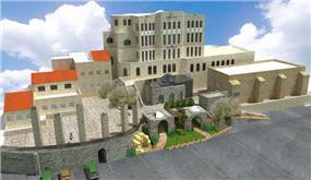 פרוייקט בעיר עתיקה צפת