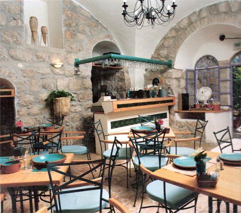 קפה מסעדה בירושלים