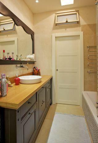 חדר אמבטיה - וילצ'יק עיצוב פנים