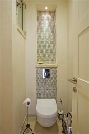 חדר שירותים - וילציק עיצוב פנים