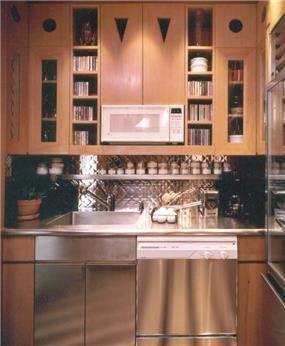 מטבח קלאסי בתכנון אדריכל יוסי פרידמן