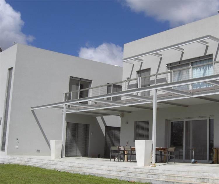 חזית בית בתכנון אדריכל יואב מסר