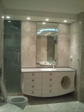 חדר אמבטיה בעיצוב אוסאמה מסארווה