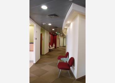 משרדי הנהלת מחוז ירושלים ש.ב. כללית, מגדל דונה, ירושלים