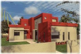 בית מגורים בתכנון בהרחבה