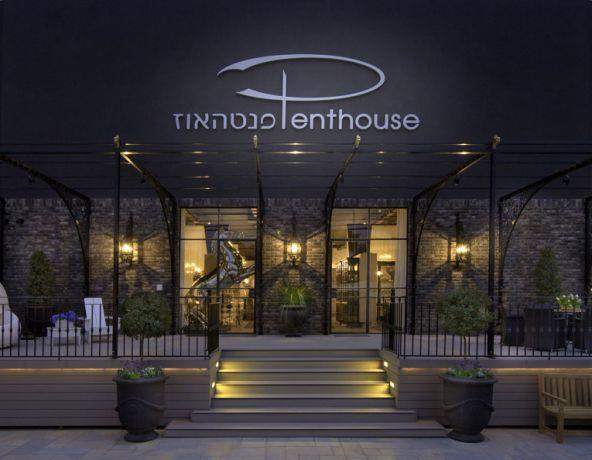 חנות פנטהאוז רהיטים בעיצוב אדריכל נסטור סנדבנק