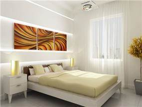 תכנון ועיצוב STUDIO MODA חדר שינה Y - TOWER