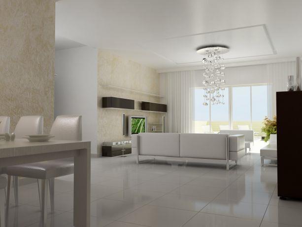 תכנון ועיצוב STUDIO MODA סלון Y-TOWER