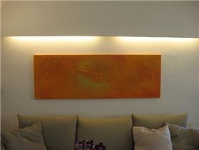 ציור שמן - מאיה שפיר - MS