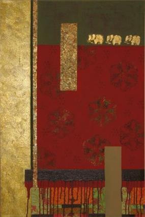 ציור באקריל ושמן - מאיה שפיר -  MS