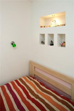 עיצוב בגבס מעל מיטה-דלית ונגרובסקי עיצוב פנים וסטיילינג