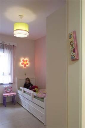 חדר לילדה בעיצוב דלית ונגרובסקי